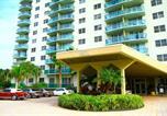 Location vacances Sunny Isles Beach - One Bedroom One Bath Bay View-4