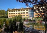 Location vacances Frymburk - Lipno Wellness Hotel, Frymburk D106-3