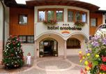 Hôtel Andalo - Hotel Arcobaleno-3