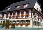 Location vacances Königsbach-Stein - Landhotel Krone-2
