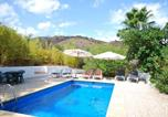 Location vacances Tolox - Holiday home La Trocha-4