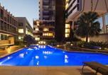 Location vacances South Brisbane - Astra Apartments Arena-1