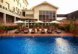 Hôtel Porto-Novo - Swiss International D'Palms Airport Lagos-4