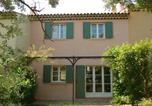 Location vacances Le Muy - Holiday home Golf de St Endreol Luciano La Motte en Provence-1