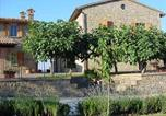 Location vacances Cantiano - La Ginestra Apartment with Swimming Pool-2