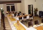 Hôtel Kirchdorf - Hotel Restaurant Deutsches Haus Sokrates-4