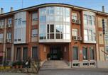 Location vacances Burgohondo - Hostal Arpa-1