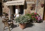 Hôtel San Giovanni d'Asso - La Locanda Di Montisi-1