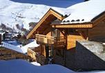 Location vacances Mont-de-Lans - Odalys - Chalet Husky-4