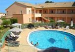 Location vacances San-Giuliano - Residence Les Jardins de la Mer
