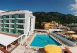 Hôtel İçmeler - Idas Hotel