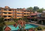 Location vacances  Inde - Holiday Apartment in Miramar-3