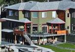 Location vacances Girdwood - Seward Front Row Townhouse-1