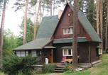 Location vacances Mníšek pod Brdy - Holiday Home Hvozdnice with Fireplace I-4