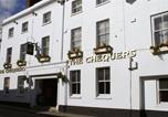 Hôtel Winterbourne - The Chequers Hotel-2