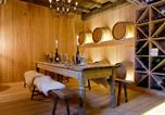 Location vacances Horgen - 250 year Old Swiss Wine Farm House-3