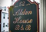 Hôtel Myerstown - Alden House B&B-4