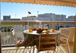 Location vacances Bord de mer de Le Lavandou - Apartment Ormarines 3-1