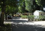 Camping avec Hébergements insolites Cannes - Camping les Fouguières-2