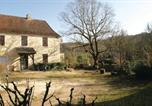 Location vacances Auriac-du-Périgord - Three-Bedroom Holiday home Condat with a Fireplace 05-4
