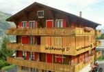 Location vacances Grächen - Apartment Regina-1
