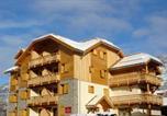 Location vacances Saint-Chaffrey - Residence le Chalet l'Eterlou-1