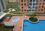 Location vacances Cali - Apartamento 502 Portal de Alameda-2