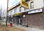 Hôtel Hanna - Dinosaur Hotel & Newcastle Bar-4