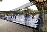 Location vacances Abiansemal - Puri Lumbung Cottages-4