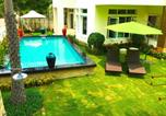 Location vacances Ko Kret - Nonthaburi Luxury Pool Villa-2