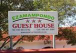 Hôtel Port Alfred - Ezamampondo Guest House-4