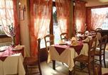 Hôtel Pommeuse - Hôtel restaurant Le Plat D'etain-2