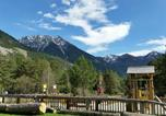Camping avec Chèques vacances Peisey-Nancroix - Huttopia La Clarée-1
