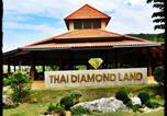 Villages vacances Song Phi Nong - Thai Diamond Land Kaengkrachan-3