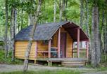 Villages vacances Rockport - Patten Pond Camping Resort Cabin 5-1
