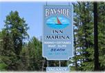Location vacances Norwich - Bayside Inn & Marina- One Bedroom Cottage E-3