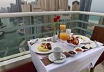 Hôtel Dubaï - Dusit Residence Dubai Marina-1