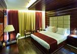 Hôtel Abou Dabi - Queen Palace Hotel-3