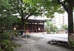 Hôtel Kyoto - Hotel Honnoji-2