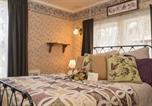 Hôtel Alpine - Julian Gold Rush Hotel-4