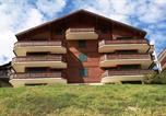 Location vacances Val-d'Illiez - Appartement Moilles 13-2