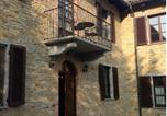 Hôtel Trezzo Tinella - Casa Bardacchino-4
