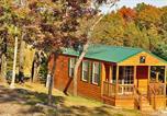 Villages vacances Lake Delton - Arrowhead Camping Resort Deluxe Cabin 9-1