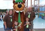 Camping avec Piscine États-Unis - Yogi Bear's Jellystone Park Camp-Resort Wisconsin Dells-2