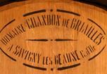 Location vacances Marey-lès-Fussey - Maison d'Hôtes Chandon de Briailles-1