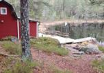 Location vacances Falun - Holiday home Vallmora Skarviken Falun-2