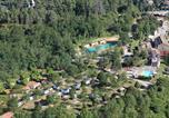 Camping avec Piscine Saint-Sauveur-de-Montagut - Mas de Champel-1