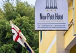 Hôtel Tempio Pausania - New Petit Hotel-4