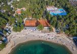 Camping en Bord de mer Croatie - Maistra Camping Valkanela-1