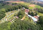 Camping avec WIFI Audinghen - Château du Gandspette-1